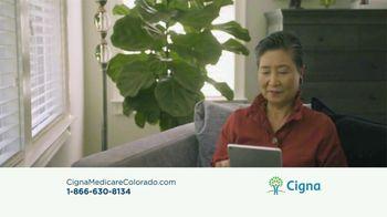 Cigna Medicare Advantage Plan TV Spot, 'Annual Enrollment: Choose the Plan Right for You' - Thumbnail 3