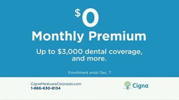 Cigna Medicare Advantage Plan TV Spot, 'Annual Enrollment: Choose the Plan Right for You' - Thumbnail 5