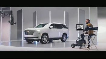 2021 Cadillac Escalade TV Spot, 'Never Stop Arriving: Ultimate Vibe' Featuring Jessy Terrero [T1] - Thumbnail 8
