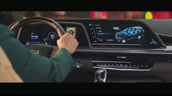 2021 Cadillac Escalade TV Spot, 'Never Stop Arriving: Ultimate Vibe' Featuring Jessy Terrero [T1] - Thumbnail 3