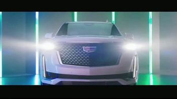 2021 Cadillac Escalade TV Spot, 'Never Stop Arriving: Ultimate Vibe' Featuring Jessy Terrero [T1]