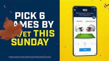 FOX Bet Super 6 App TV Spot, 'Win $100,000' Featuring Terry Bradshaw - Thumbnail 3