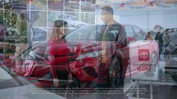 Toyota Toyotathon TV Spot, 'Workshop' [T2] - Thumbnail 2