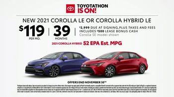 Toyota Toyotathon TV Spot, 'Workshop' [T2] - Thumbnail 7