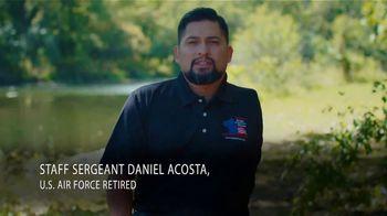 Coalition to Salute America's Heroes TV Spot, 'Daniel Acosta'