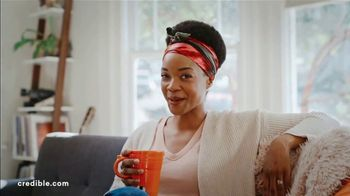 Credible TV Spot, 'Refinance Your Student Loan'