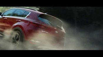 2021 Kia Sportage TV Spot, 'Mountain' [T2] - Thumbnail 3