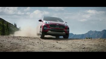 2021 Kia Sportage TV Spot, 'Mountain' [T2]