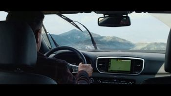 2021 Kia Sportage TV Spot, 'Mountain' [T2] - Thumbnail 8