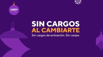 Metro by T-Mobile TV Spot, 'Conquista tus fiestas con cuatro teléfonos Samsung gratis' [Spanish] - Thumbnail 7