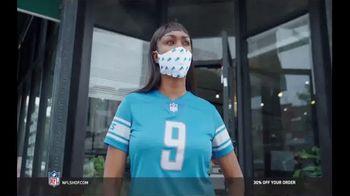 NFL Shop TV Spot, 'My Everything: 30%' Song by Bakar - Thumbnail 6