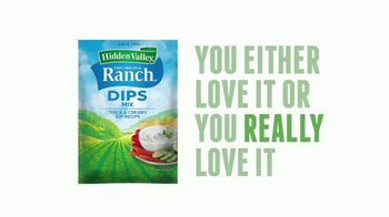 Hidden Valley Ranch Dip TV Spot, 'Wednesday' - Thumbnail 9