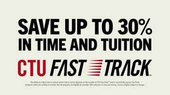 Colorado Technical University Fast Track TV Spot, 'Busy Life' - Thumbnail 6