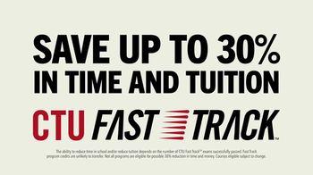 Colorado Technical University Fast Track TV Spot, 'Busy Life' - Thumbnail 7