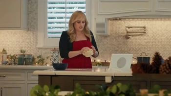 Portal from Facebook TV Spot, 'Portal Holiday: Baking With Rebel Wilson: $65' - 41 commercial airings