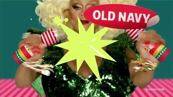 Old Navy TV Spot, 'Jingle Jammies: 50% Off' Featuring RuPaul - Thumbnail 2