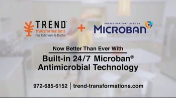 Trend Transformations TV Spot, 'Take a Hike: Microban and Financing' - Thumbnail 9