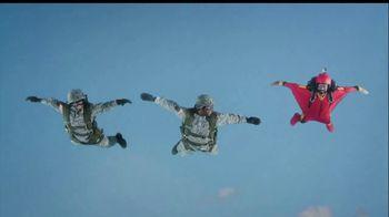 PenFed TV Spot, 'Skydiving: Power Cash Rewards Visa Signature Card'