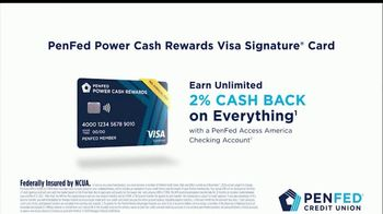 PenFed TV Spot, 'Skydiving: Power Cash Rewards Visa Signature Card' - Thumbnail 9