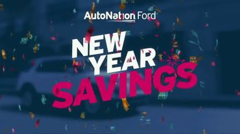 AutoNation Ford TV Spot, 'New Year Savings: 2020 F-150 XLT and Expedition XLT' - Thumbnail 4