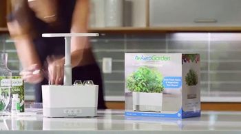 AeroGarden TV Spot, 'Plant to Plate' - Thumbnail 6