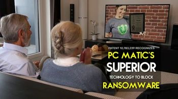 PCMatic.com TV Spot, 'Patented Antivirus' - Thumbnail 3