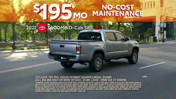 Toyota 10-Day Countdown Sales Event TV Spot, 'Hurry: Trucks' [T2] - Thumbnail 4