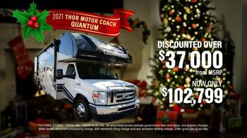 La Mesa RV TV Spot, 'Gift of Fun and Memories: Thor Motor Coach Quantum'