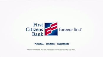 First Citizens Bank TV Spot, 'There's Confidence in Our Name' - Thumbnail 8