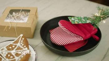 Kohl's TV Spot, 'Food Network: Holidays: Spice Skillet Cookie' Featuring Tregaye Fraser - Thumbnail 9