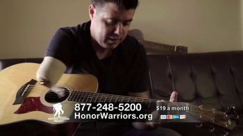 Wounded Warrior Project TV Spot, 'Michael' Featuring Trace Adkins - Thumbnail 8
