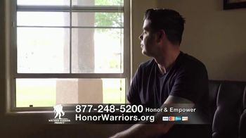 Wounded Warrior Project TV Spot, 'Michael' Featuring Trace Adkins - Thumbnail 4