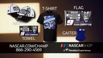 NASCAR Shop TV Spot, '2020 Series Championship Gear' Featuring Chase Elliott - Thumbnail 3