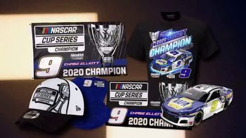 NASCAR Shop TV Spot, '2020 Series Championship Gear' Featuring Chase Elliott - Thumbnail 6
