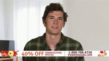 Power Swabs TV Spot, 'Thanksgiving Special: Coffee Stains' - Thumbnail 4