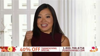 Power Swabs TV Spot, 'Thanksgiving Special: Coffee Stains' - Thumbnail 5