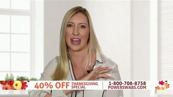 Power Swabs TV Spot, 'Thanksgiving Special: Coffee Stains' - Thumbnail 7
