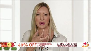 Power Swabs TV Spot, 'Thanksgiving Special: Coffee Stains' - Thumbnail 8