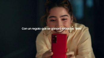 Samsung Galaxy S20 FE 5G TV Spot, 'Genio creativo' canción de The Morning Benders [Spanish] - Thumbnail 6