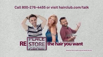Hair Club TV Spot, 'Cold Hard Fact: Let's Talk'