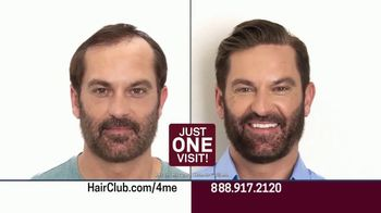 Hair Club Xtrands+ TV Spot, 'Not Your Fault' - 21 commercial airings