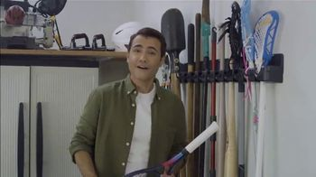 GEICO TV Spot, 'Ion Television: Cleaning the Garage' Featuring Martin Amado - 11 commercial airings