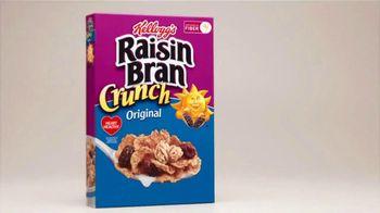 Kellogg's Raisin Bran Crunch TV Spot, 'Branstorming' - Thumbnail 1