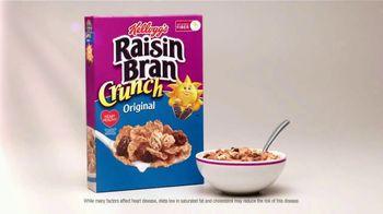 Kellogg's Raisin Bran Crunch TV Spot, 'Branstorming' - Thumbnail 9