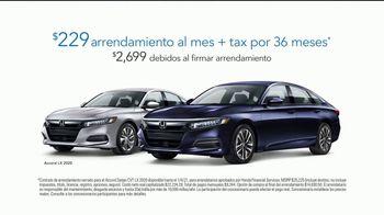 Happy Honda Days Sales Event TV Spot, 'Momentos de ayuda: érase una vez' [Spanish] [T2] - Thumbnail 5