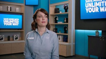 AT&T Wireless TV Spot, 'Unlimited Your Way: Lily Noise: Wonder Woman 1984' - Thumbnail 4