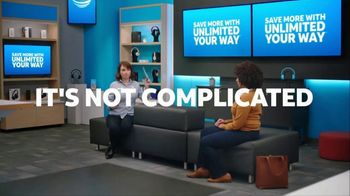 AT&T Wireless TV Spot, 'Unlimited Your Way: Lily Noise: Wonder Woman 1984' - Thumbnail 8