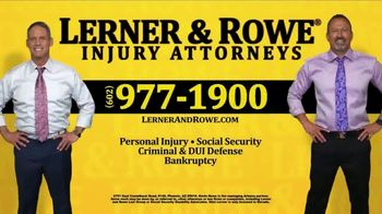 Lerner and Rowe Injury Attorneys TV Spot, 'Your Living Room Law Office' - Thumbnail 10