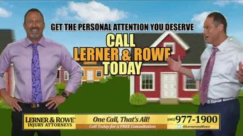 Lerner and Rowe Injury Attorneys TV Spot, 'Your Living Room Law Office' - Thumbnail 8