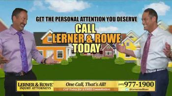 Lerner and Rowe Injury Attorneys TV Spot, 'Your Living Room Law Office' - Thumbnail 9